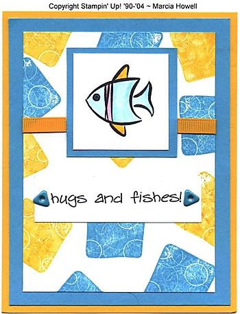 Hugs & Fishes!